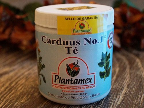 Carduus No 1 Te